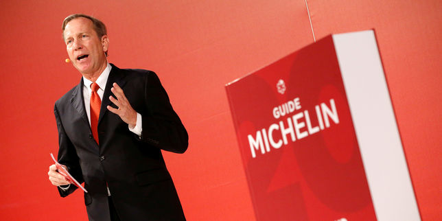Michael Ellis Guide Michelin