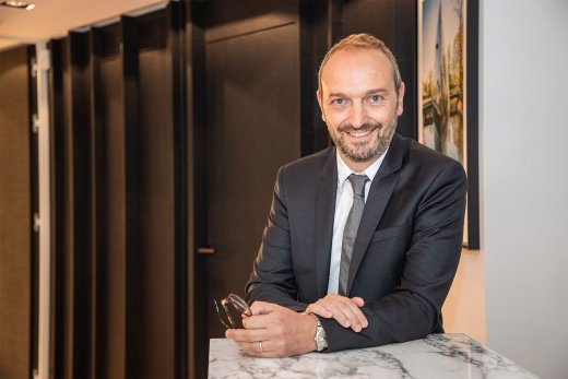 Olivier Jacquet dg activite hôteliere groupe Pichet