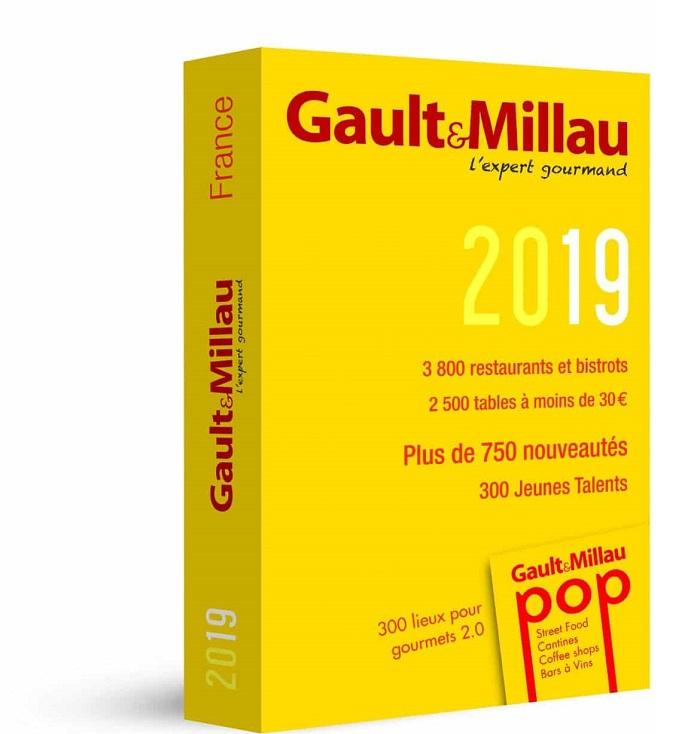 Guide Gault Millau 2019